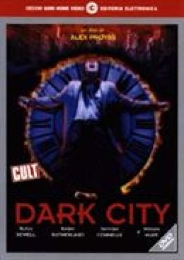 Dark City - DVD cover