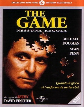 The Game - DVD cover