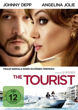 The Tourist - Video CD cover