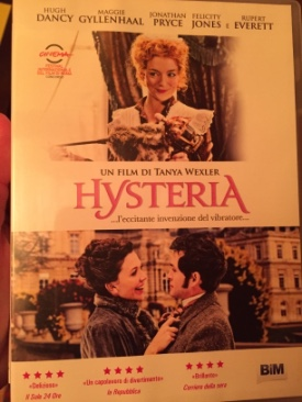 Hysteria - DVD cover
