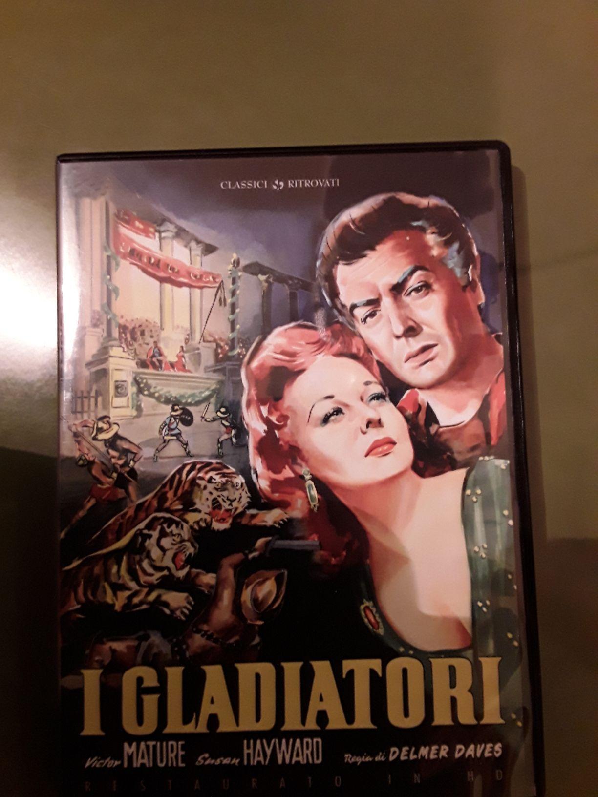 GLADIATORI I -  cover