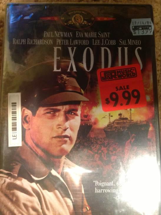 Exodus -  cover