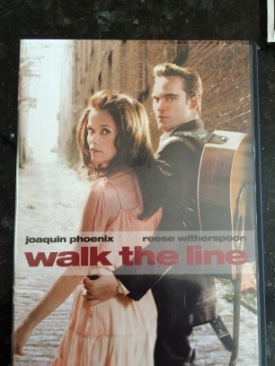 Walk the Line - DVD cover