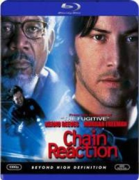Chain Reaction - DVD cover