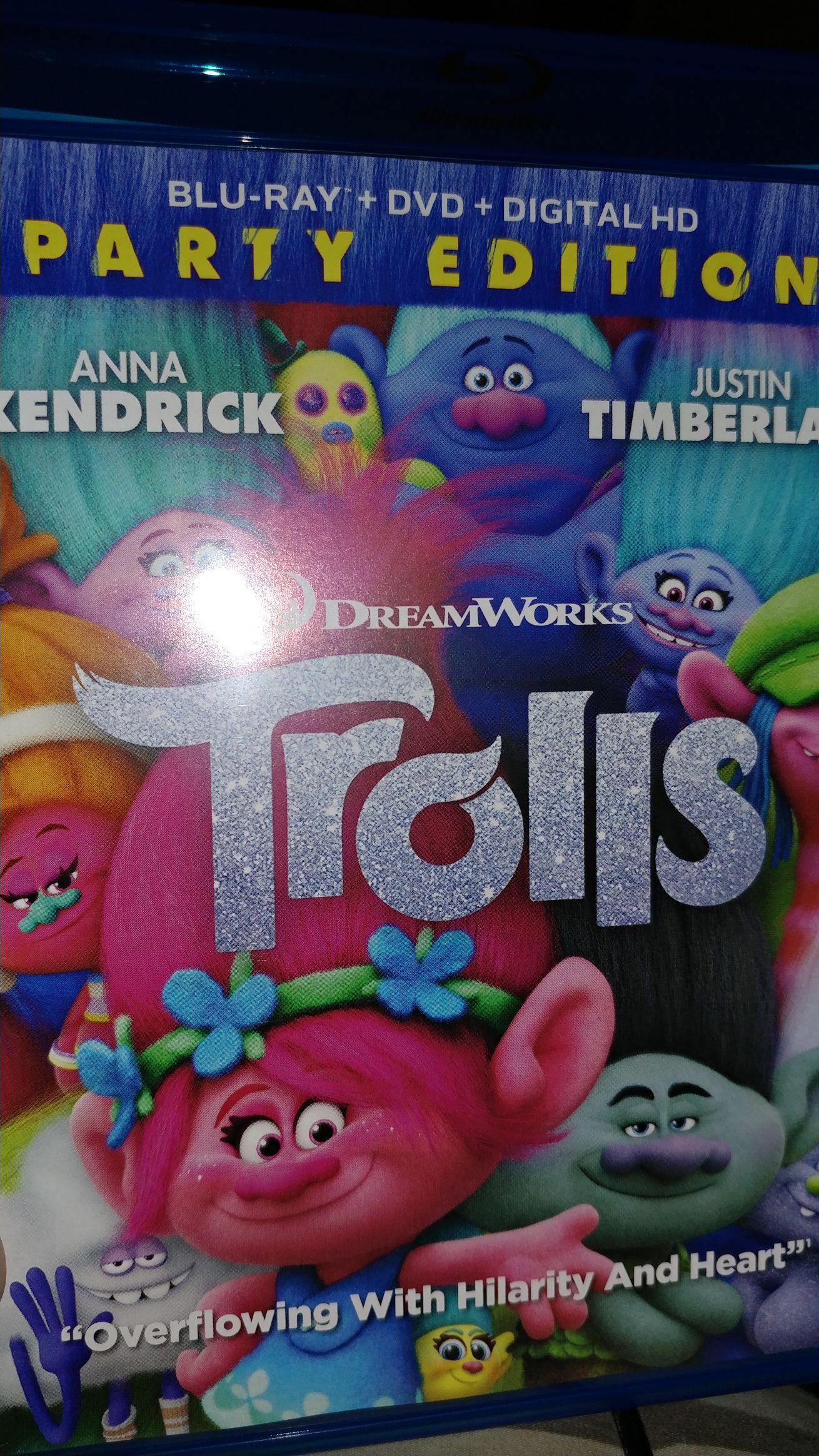 Trolls -  cover