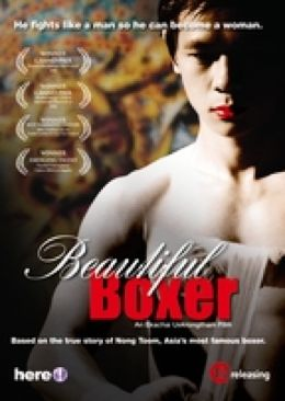 Beautiful Boxer - Video CD cover