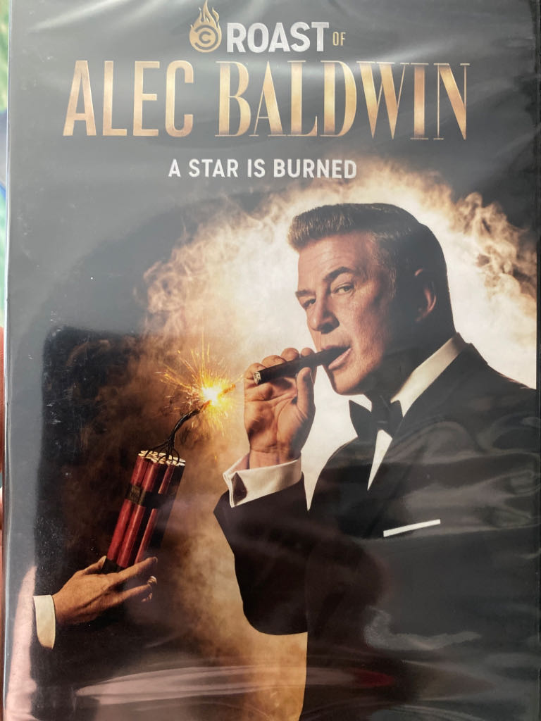 Roast Of Alec Baldwin -  cover
