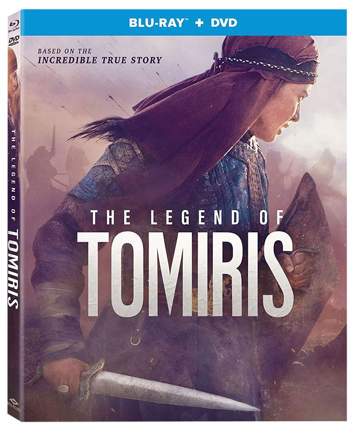 The Legend Of To Tomiris.  Y2 -  cover