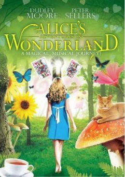 Alice's Adventures in Wonderland - DVD cover