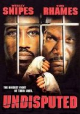 Undisputed - DVD cover