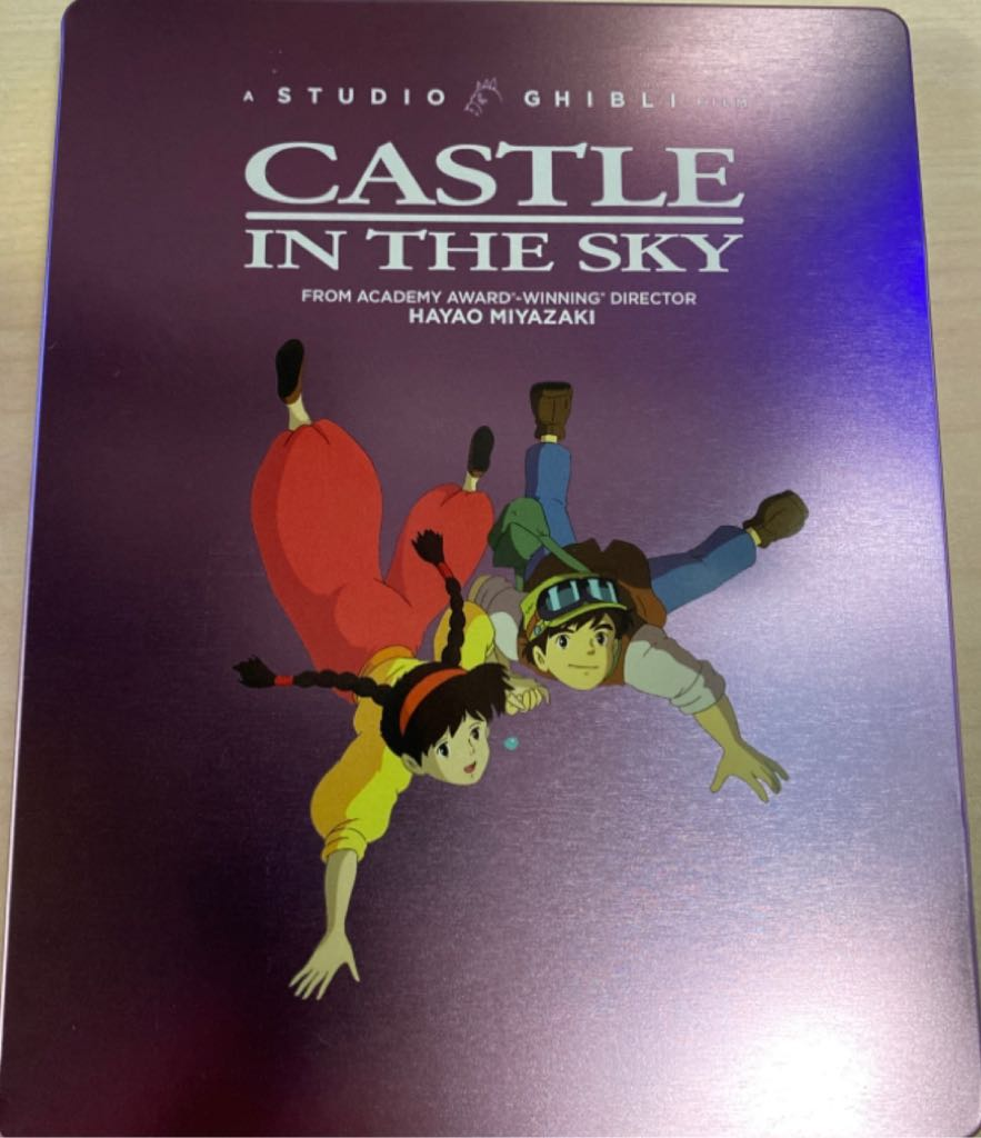 Castle In the Sky  -  cover