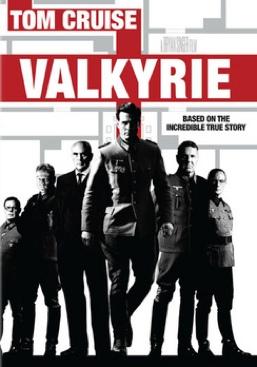 Valkyrie - DVD-R cover