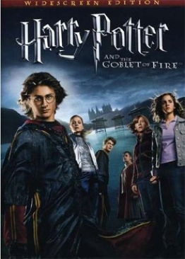 Harry Potter and the Goblet of Fire - Digital Copy cover