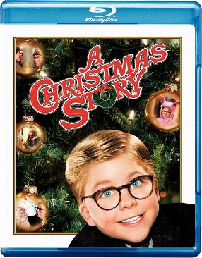 A Christmas Story - Blu-ray cover