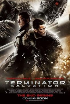 Terminator 4 Salvation - DVD cover