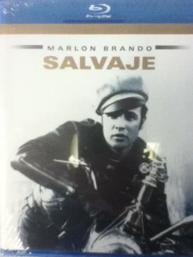 Salvaje - Blu-ray cover