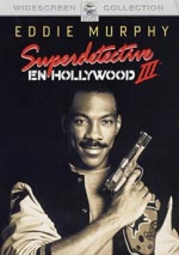Superdetective En Hollywood 3 - Blu-ray cover