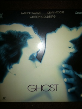 Ghost - Laser Disc cover