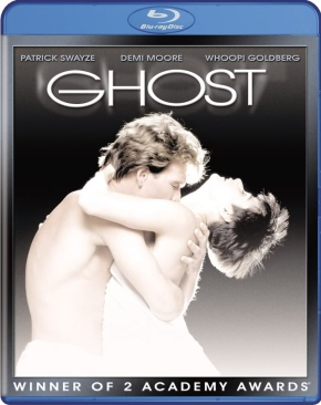 Ghost - VHS cover