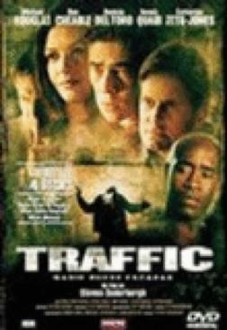 Traffic - DVD cover