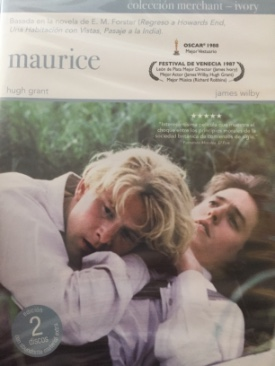 Maurice - DVD cover