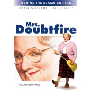 Mrs. Doubtfire - DVD cover