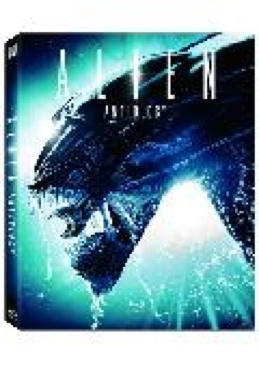 Alien Anthology - Blu-ray cover