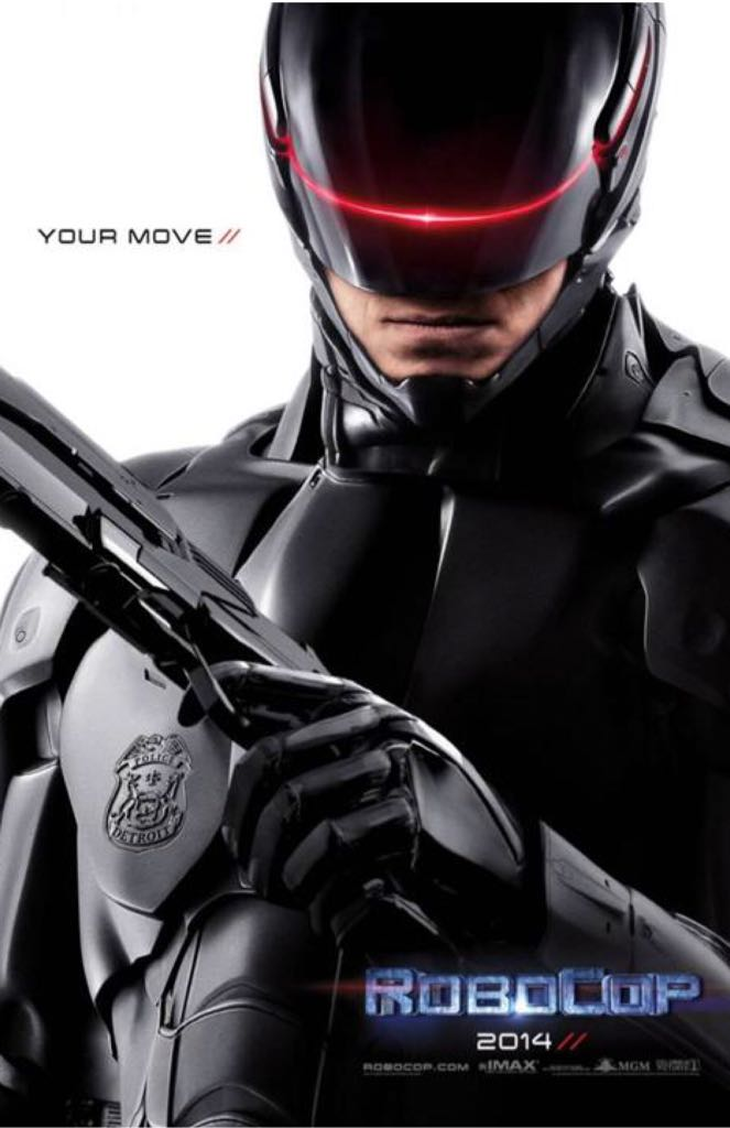 Robocop Remake  -  cover