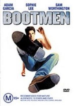 Bootmen - DVD cover