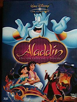 Aladdin (Original) - DVD cover