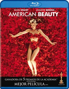 American Beauty - Blu-ray cover