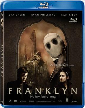 Franklyn - Blu-ray cover