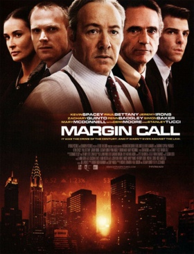 Margin Call - DVD cover