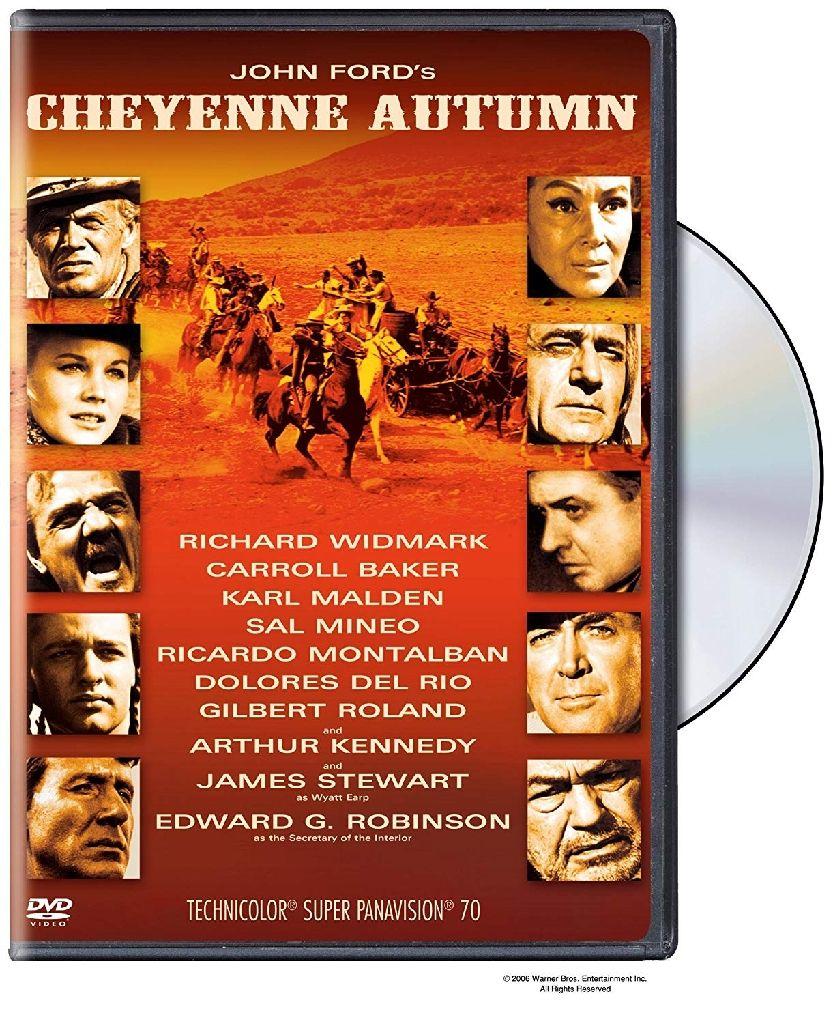 Cheyenne Autumn -  cover