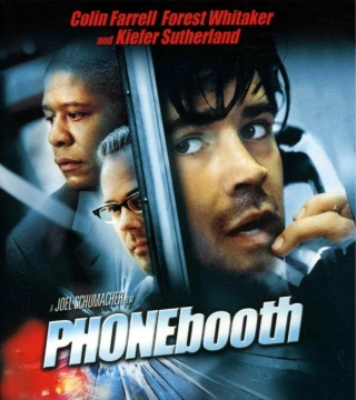 Phone Booth - DVD cover