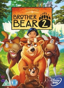 Brother Bear 2 - CED cover