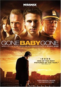 Gone Baby Gone - CED cover