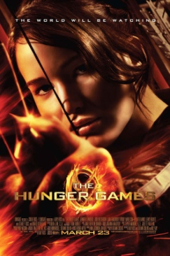Hunger Games I - Blu-ray cover