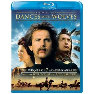 Dances with Wolves - Blu-ray cover