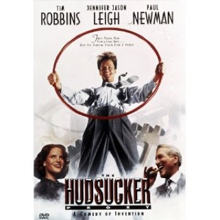 The Hudsucker Proxy - DVD cover