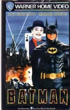 Batman - Laser Disc cover
