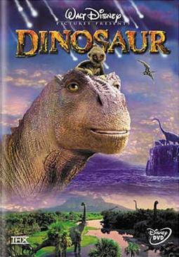 Dinosaur - DVD cover