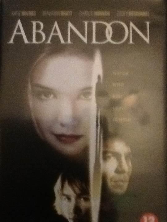 Abandon -  cover