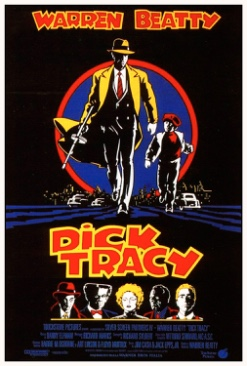 Dick Tracy - CED cover