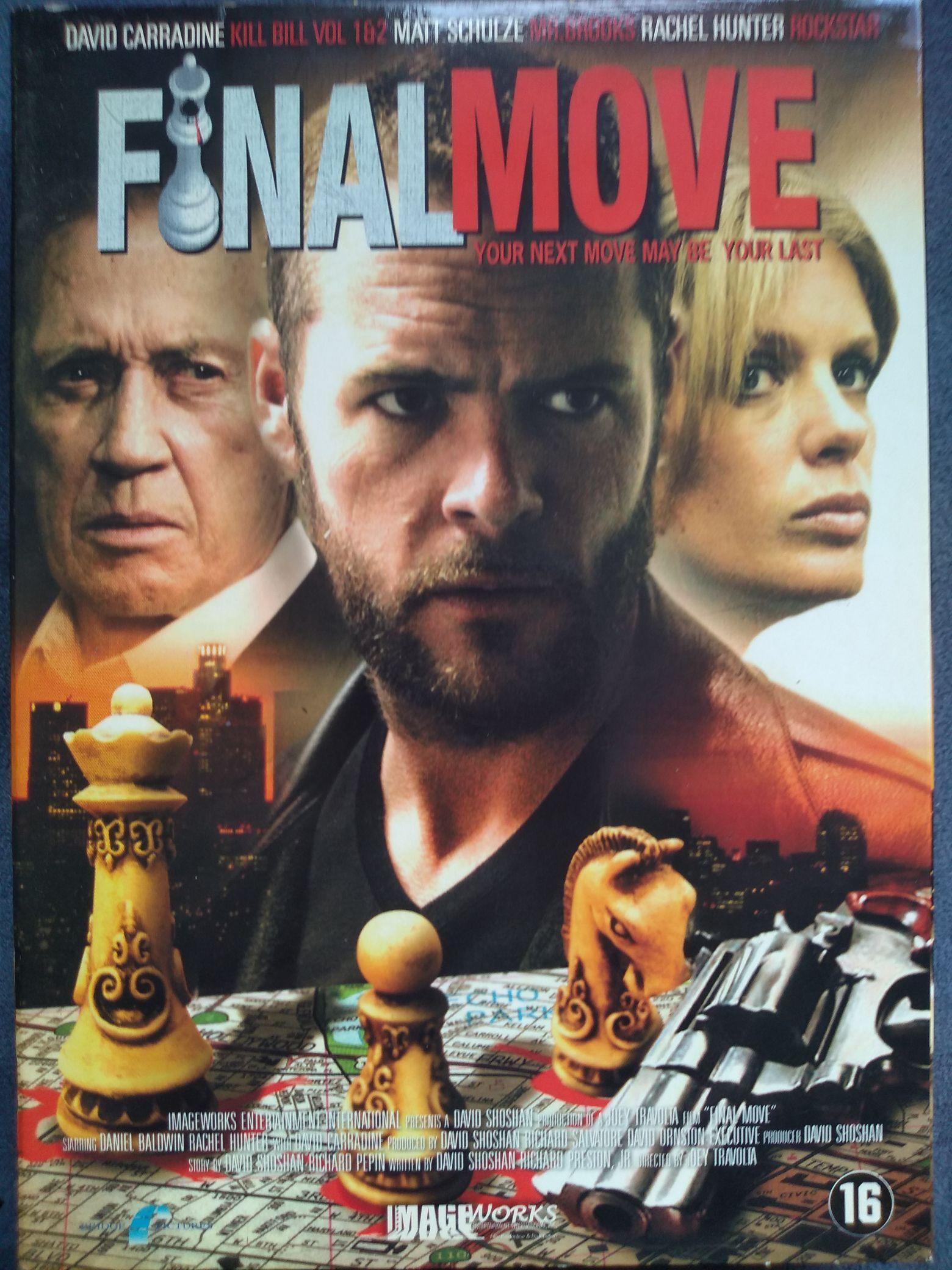 Final Move -  cover