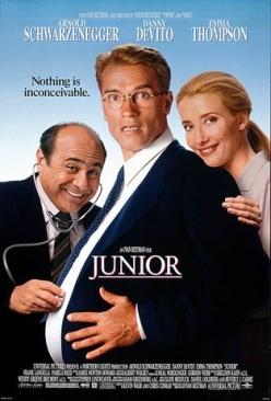 Junior - DVD cover