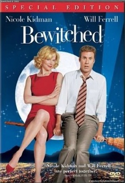 Bewitched - DVD cover
