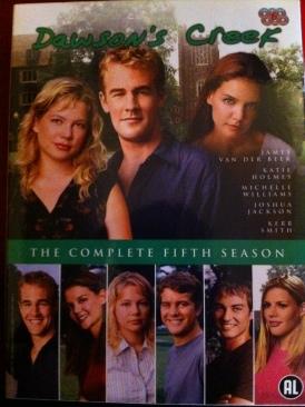 Dawson's Creek - Blu-ray cover