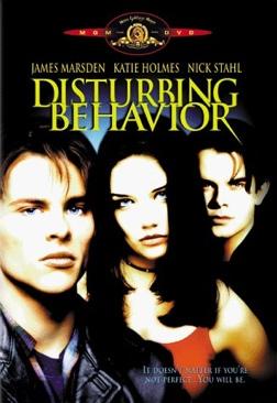 Disturbing Behavior - DVD cover