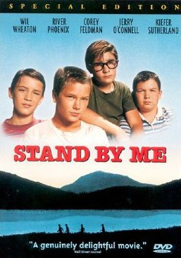 Stand By Me - DVD cover